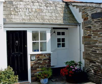 Ruby Cottage Delabole Cornwall