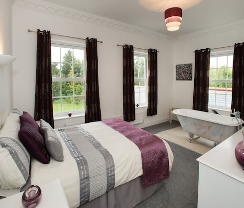 Highfields Manor self catering cottage
