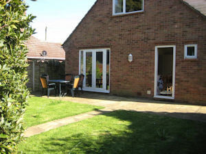 West Mersea holiday cottage