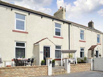 Seaview Cottage Newbiggin-by-the-sea Northumberland