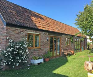 Cottage at Winslade Farm Bridgwater Somerset
