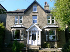 Wellwood Lodge Buxton Derbyshire