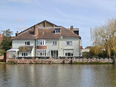 Exterior | Riverside House, Beccles