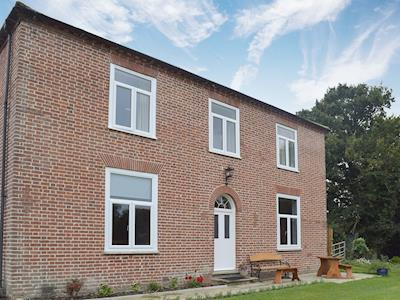 Exterior | West End House, Shadingfield, near Beccles
