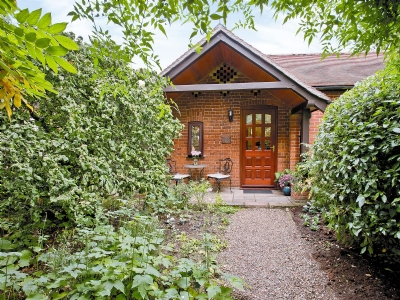 Exterior | Walnut and Hazelnut Cottage - Hazelnut Cottage, Culford, nr. Bury St Edmunds