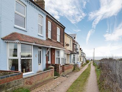 Exterior | Seaholly, East Runton, near Cromer
