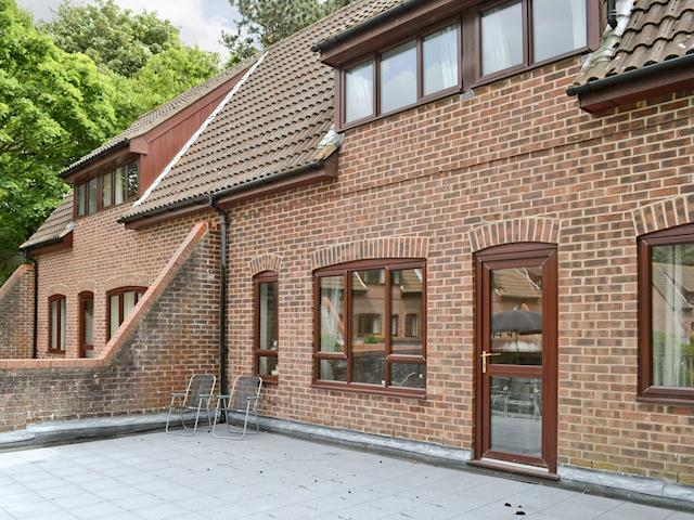 Attractive holiday home | Villa Forty, Cromer