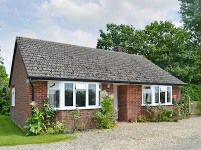 Appealing holiday cottage | Poplar Bungalow, Lyng, near Norwich