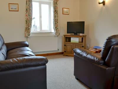 Living room/dining room | Stable Cottage 4 - Moor Farm Stable Cottages, Foxley, near Fakenham