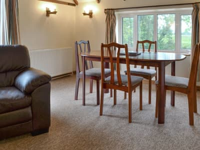 Stylish living and dining room | Stable Cottage 8 - Moor Farm Stable Cottages, Foxley, near Fakenham