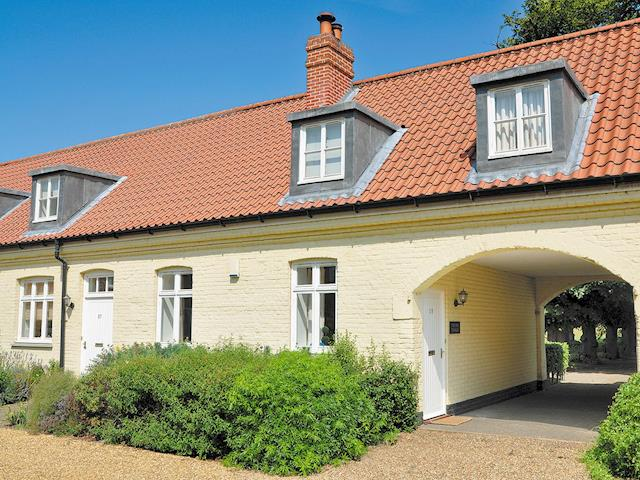 Exterior | Blyth View Stables - The Old Stables, Blythburgh