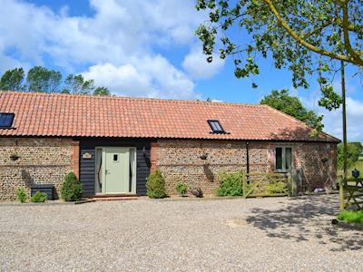 Exterior | Manor Farm Barns - Badger's Retreat, Witton, nr. North Walsham