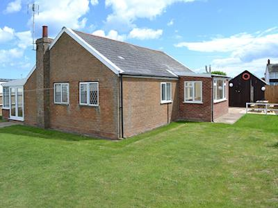 Spacious detached seaside bungalow | Park End, Walcott, near Stalham