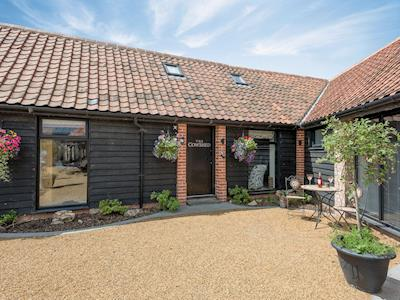 Attractive single storey barn conversion | The Cowshed, Horning, near Wroxham