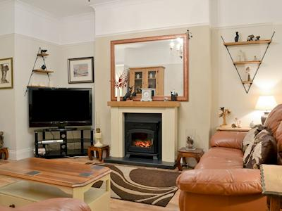 Cosy living room | Chestney House - Chestney House & The Hayloft, Hunstanton