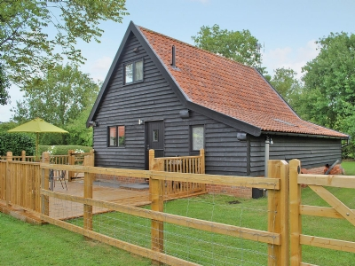 Exterior | Venns Farm Cart Lodge, Witnesham, nr. Ipswich