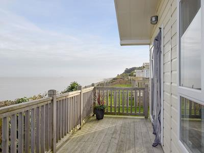 Lovely holiday home in coastal location | Azure View, Corton, near Lowestoft