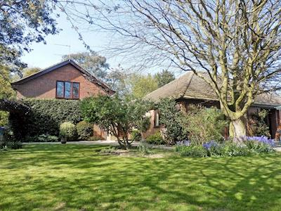 Large detached property | The Beech House, Corton, near Lowestoft