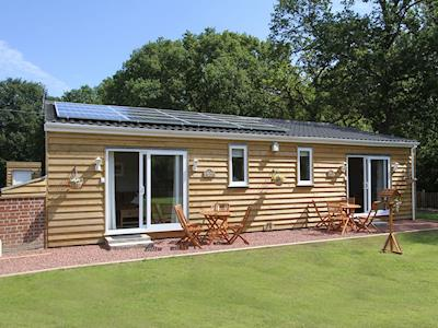 Attractive holiday homes | Squirrel's Drey, Woodpeckers Nest - The Paddocks, Worstead, near North Walsham