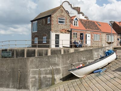 Perfectly located seaside property | Sea Edge, Sheringham