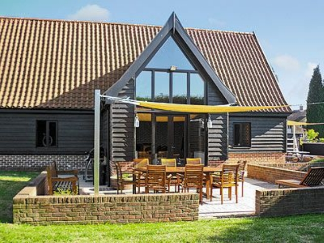 Exterior | Clamp Farm Barn, Creeting St Peter, nr. Stowmarket