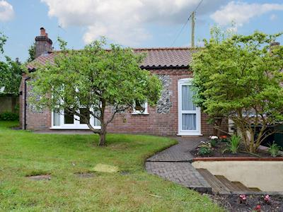 Beautiful semi-detached property in a pretty Norfolk village | Thyme Cottage, Thompson, near Thetford