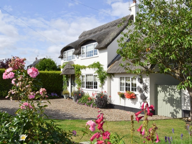 Exterior | Captain's Cottage, Winterton-on-Sea