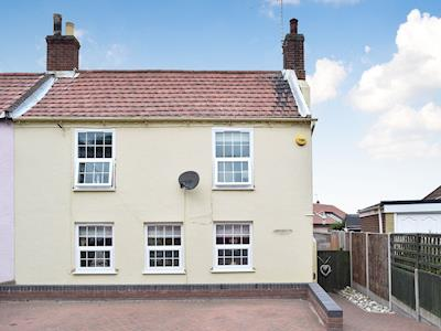 Exterior | Ruby Gem, Winterton-on-Sea, near Great Yarmouth