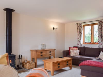 Comfortable and relaxing living room | The Granary, Bidford-on-Avon