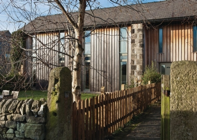 Exterior | The Dutch Barn, Over Haddon, nr. Bakewell