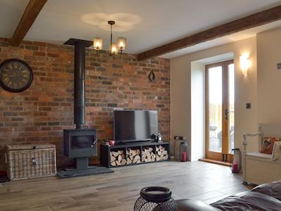 Delightfully presented barn conversion | Meadow View, Butterley Park, near Ripley