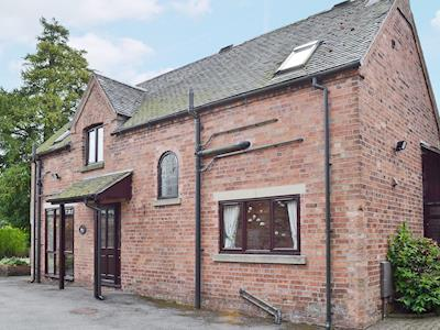 Exterior | The Limes and Coach House - The Coach House, Swanick, nr. Alfreton