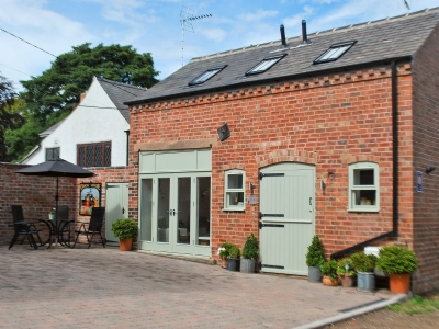Exterior | The Old Coach House, Scarcliffe, Chesterfield