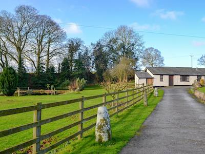 Delightful holiday home located in a rural setting surrounded by glorious countryside | Starcroft Annex, Much Cowarne, near Bromyard