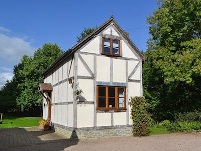 Beautiful detached cottage | The Corn Mill Cottage, Orleton, near Ludlow