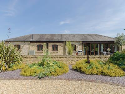 Lovely detached barn-conversion | The Little Barn, Ashby-de-la-Launde, near Lincoln