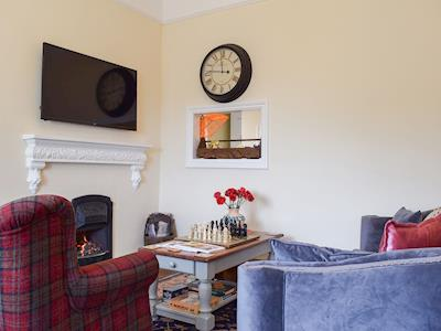 Warm and welcoming living/dining area | Bumble Bees, Great Malvern
