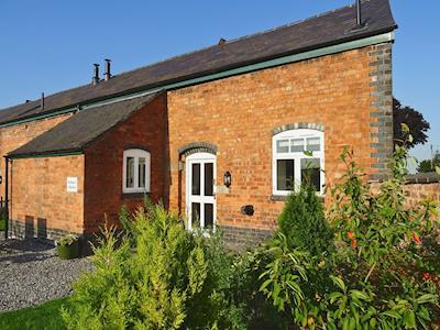 Exterior | William's Hayloft, Alkington, near Whitchurch