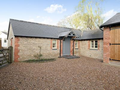 Exterior | The Old Stable, Wendlebury, near Bicester