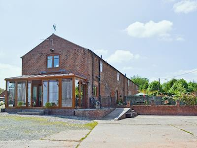 Beautifully converted former barn | The Granary, Newton-on-the-Hill, near Shrewsbury