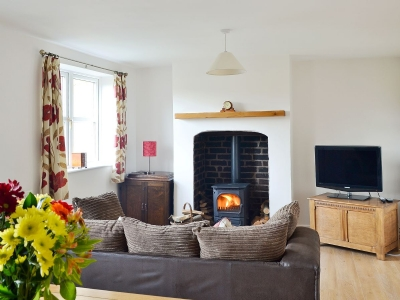 Living room/dining room | Chorlton Moss Cottage, Baldwins Gate, nr. Newcastle-under-Lyme