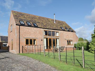 Exterior | Manor Farm Barns - The Old Workshop, Crimscote, nr. Newbold
