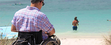 accessible self catering with disabled access