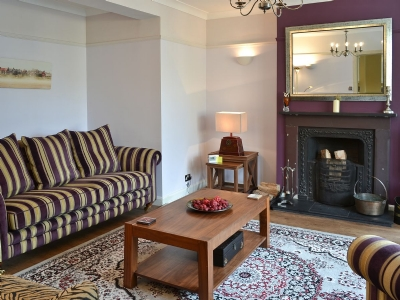 Living room | Littlecroft, Alnmouth