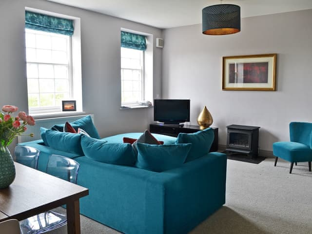 Spacious open plan living space | Seahunters, Alnmouth, near Alnwick