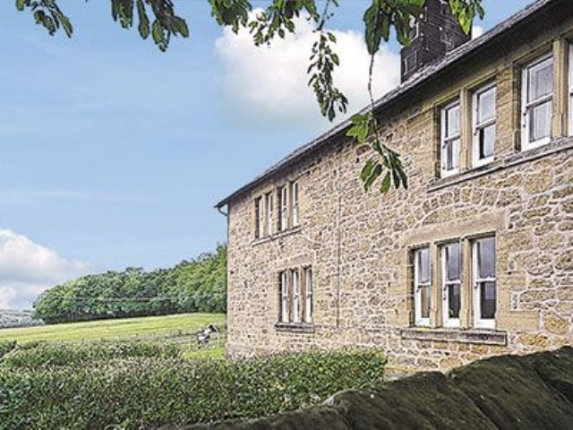 Exterior | Heckley Farm Cottages - Paddock Cottage, Nr. Alnwick