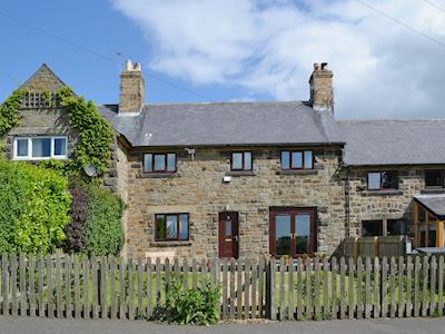Attractive stone-built cottage with far reaching views | Sea View, Shilbottle, near Alnwick