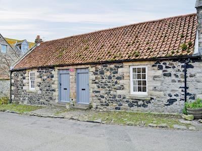 Exterior | Haven Cottage, Holy Island