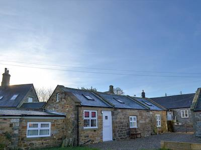 Secluded stone-built cottage | Meg's Cottage , Chatton, near Alnwick