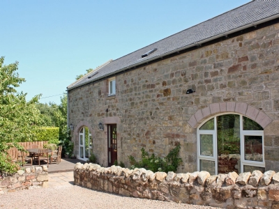 Exterior | Warenford Cottages - The Mill House, Bamburgh